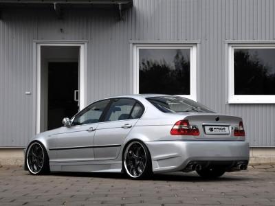 BMW E46 Exclusive Seitenschwellern