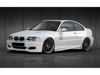 BMW E46 FX-60 Side Skirts