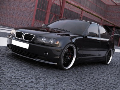 BMW E46 Facelift M2 Front Bumper Extension