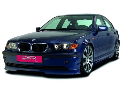 BMW E46 Facelift XL-Line Front Bumper Extension