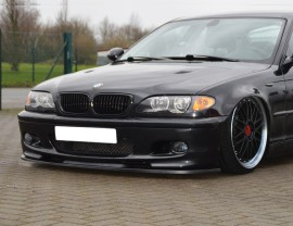 BMW E46 Intenso Front Bumper Extension