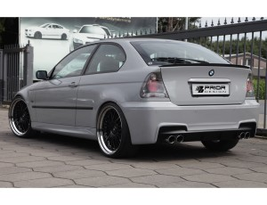 BMW E46 M1-Line Rear Bumper