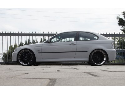 BMW E46 M1-Line Side Skirts