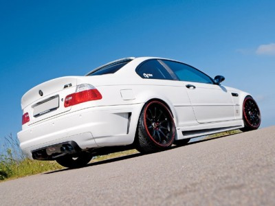BMW E46 M3 CSL-Look Rear Bumper