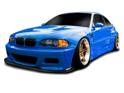 BMW E46 M3 Rocket Wide Body Kit