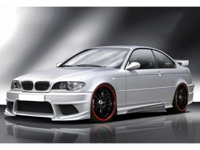 BMW E46 MX Front Bumper