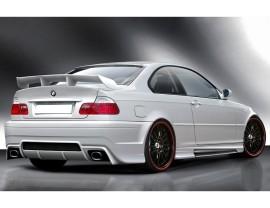 BMW E46 MX Heckflugel