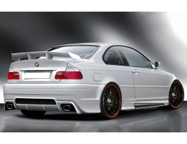 BMW E46 MX Rear Bumper