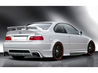 BMW E46 MX Rear Bumper