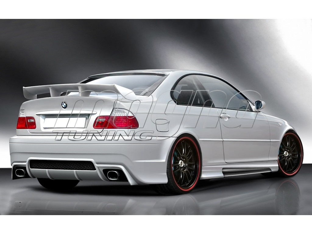 BMW E46 MX Rear Wing