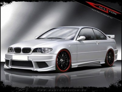 BMW E46 MX Side Skirts