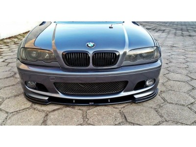 BMW E46 Master Front Bumper Extension