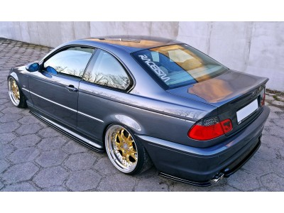 BMW E46 Master Side Skirt Extensions