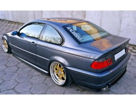 BMW E46 Master Side Skirts