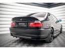 BMW E46 Master-X Rear Bumper Extension