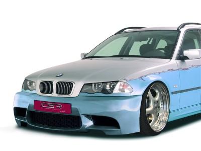 BMW E46 O2-Line Front Bumper
