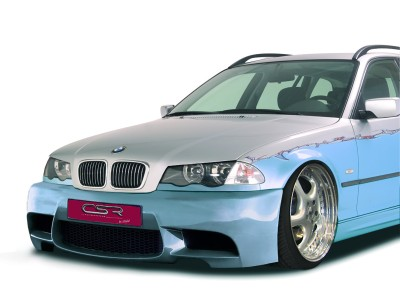 BMW E46 O2-Line Frontstossstange