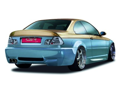 BMW E46 O2-Line Rear Bumper