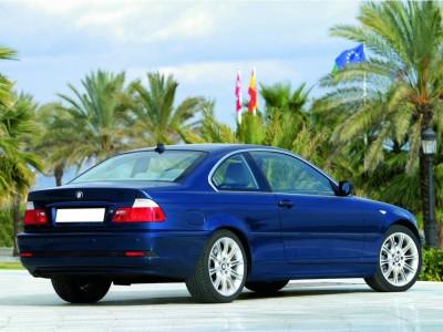 BMW E46 OEM Trunk