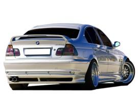 BMW E46 R-Line Rear Bumper Extension