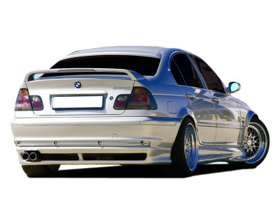 BMW E46 R-Line Rear Bumper Extension