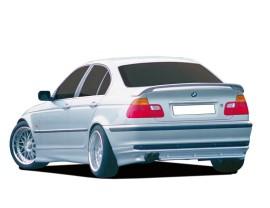 BMW E46 RX Rear Bumper Extension