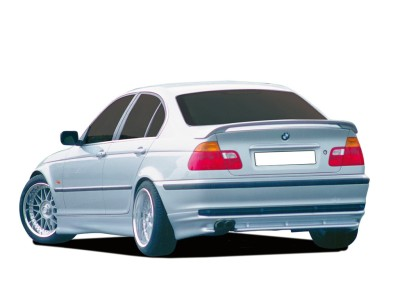 BMW E46 RX Rear Bumper Extension