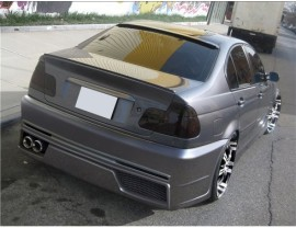 BMW E46 Racer Rear Bumper