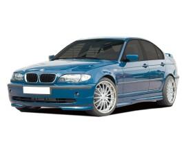 BMW E46 Razor Front Bumper Extension