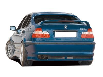BMW E46 Razor Rear Bumper Extension
