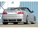 BMW E46 Recto Rear Bumper Extension