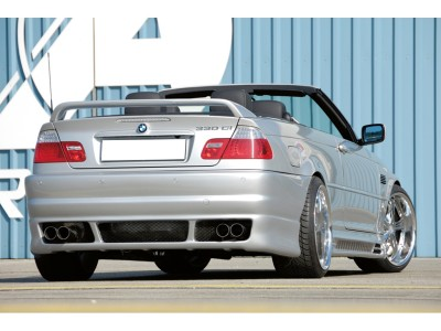 BMW E46 Recto Rear Bumper Extension