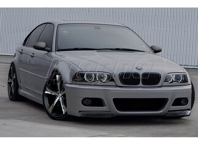 BMW E46 SX Body Kit
