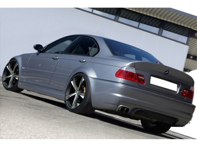 BMW E46 SX Rear Bumper