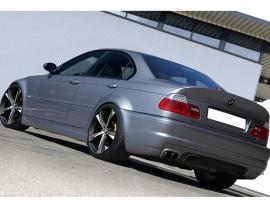BMW E46 SX Seitenschwellern