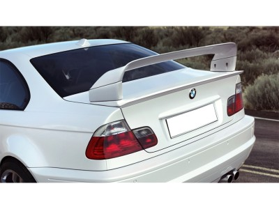 BMW E46 SX2 Rear Wing