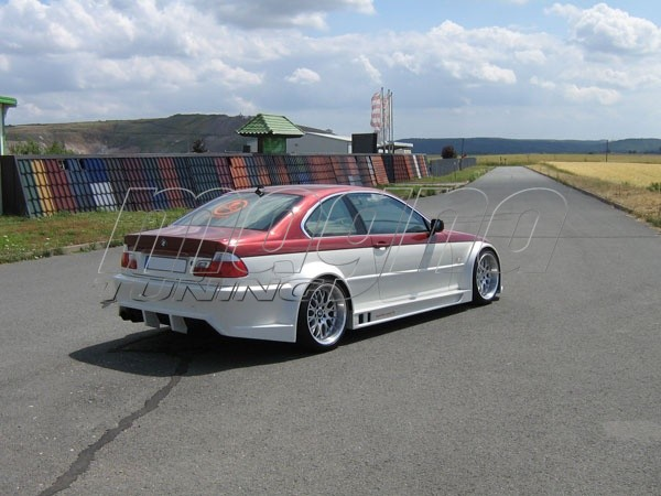 BMW E46 SXS Wide Body Kit