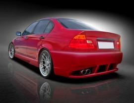 BMW E46 Supremus Rear Bumper