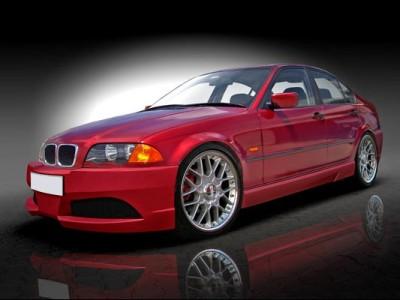 BMW E46 Supremus Seitenschwellern