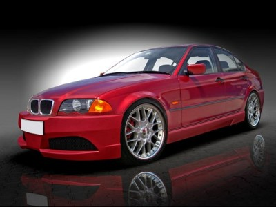 BMW E46 Supremus Side Skirts