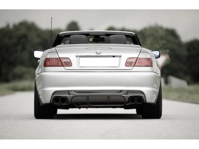 BMW E46 T-Line Rear Bumper