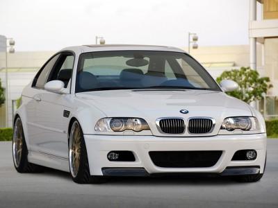 BMW E46 Torque Seitenschwellern
