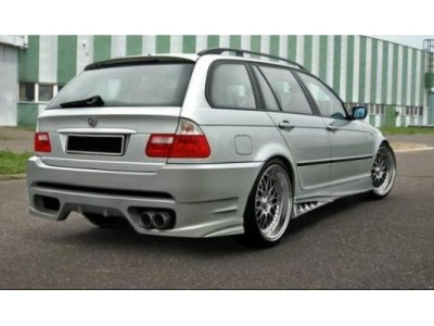 BMW E46 Touring DJX Rear Bumper