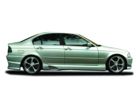 BMW E46 Tyrrhenus Side Skirts