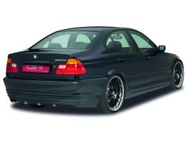 BMW E46 XL-Line Rear Bumper Extension