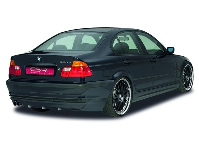 BMW E46 XL-Line Rear Bumper Extension