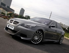 BMW E60 / E61 Exclusive Front Bumper