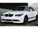 BMW E60 / E61 Extensie Bara Fata MaxStyle