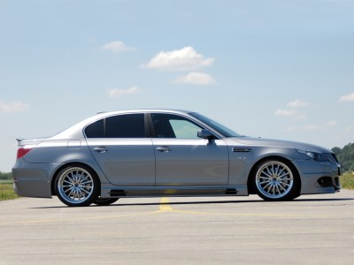 BMW E60 / E61 Praguri Vector