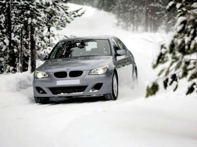 BMW E60 / E61 Vortex Front Bumper